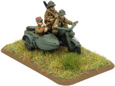 Fusiliers Motocyclistes Squad (FR400)