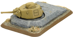 Turret Bunkers (GE681)