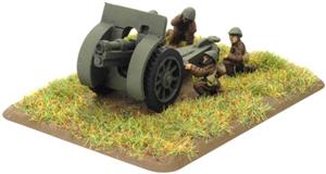 Skoda 100mm Howitzer (RO580)