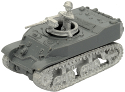 T8E1 Turretless Stuart (USO188) with Modelling Guide