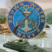 Brown Water Navy logo