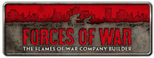 Forces Of War - the Flames Of War company builder