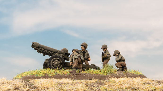 Click here to view the 105mm Cannon Platoon Spotlight