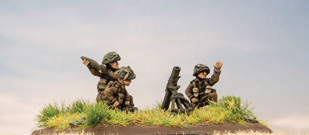 Click here to view the 3-inch Mortar Platoon Spotlight