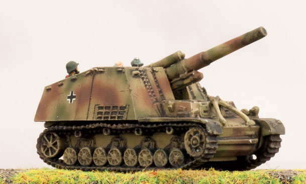 Click Here to go to the Hummel Artillery Battery Spotlight