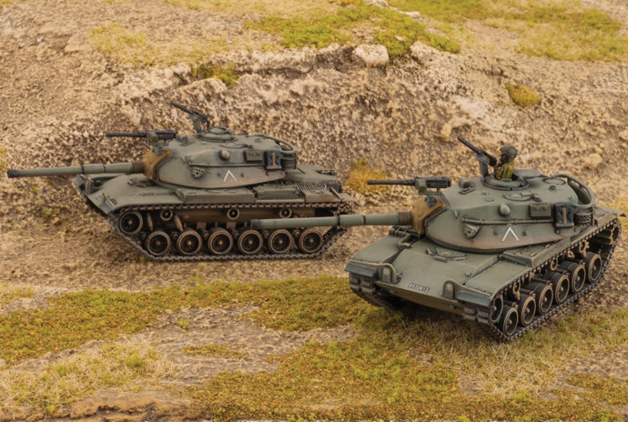 Click here to view the Magach 6 Tank Platoon Spotlight