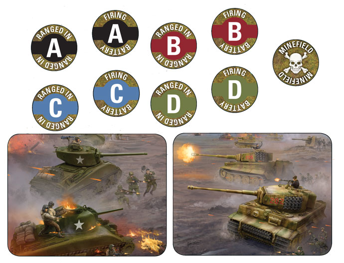 Click here to view the Late War Mission Token Set Spotlight