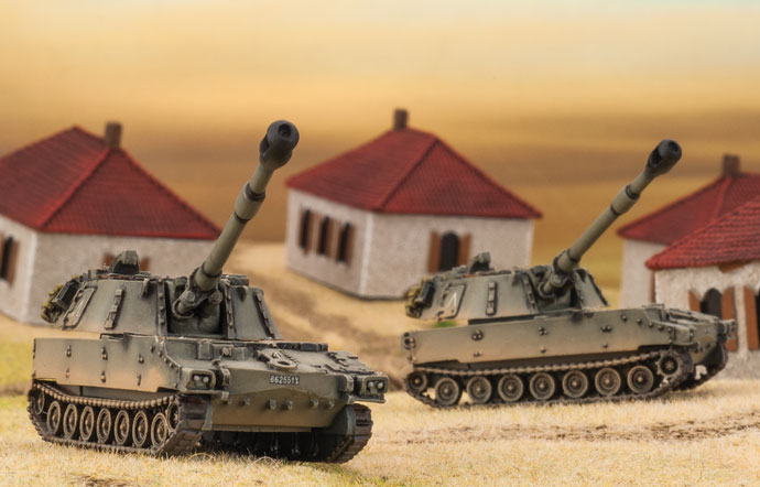 Click here to view the M109 SP Artillery Battery Spotlight
