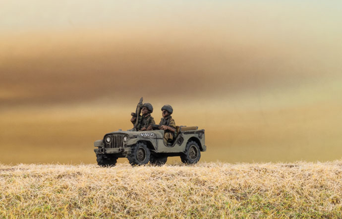 Click here to view the Recce Jeep Platoon Spotlight