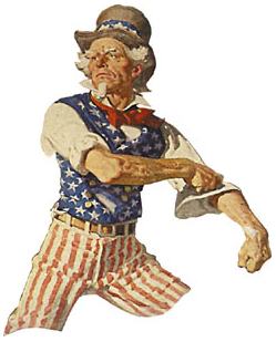 Come Fight For Uncle Sam