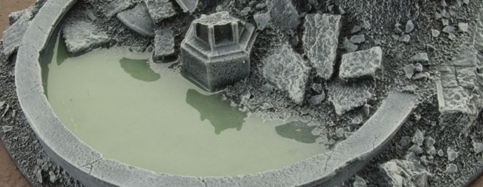 Ruined Fountain (BB553)