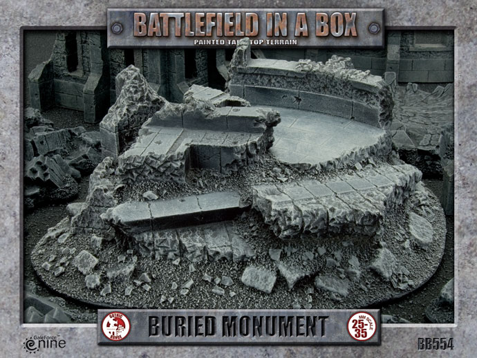 Buried Monument (BB554)