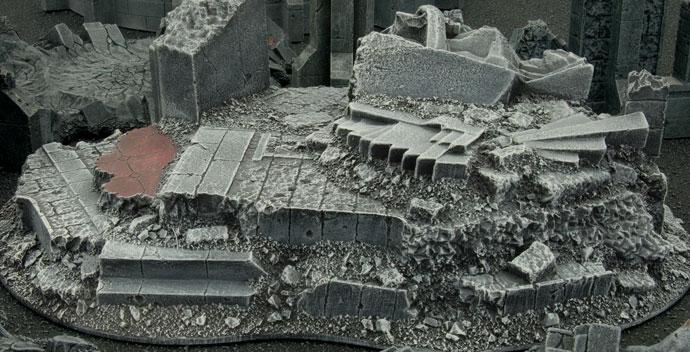Blasted Terrace (BB556)
