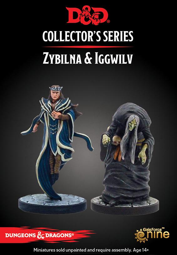 Zybilna and Iggwilv