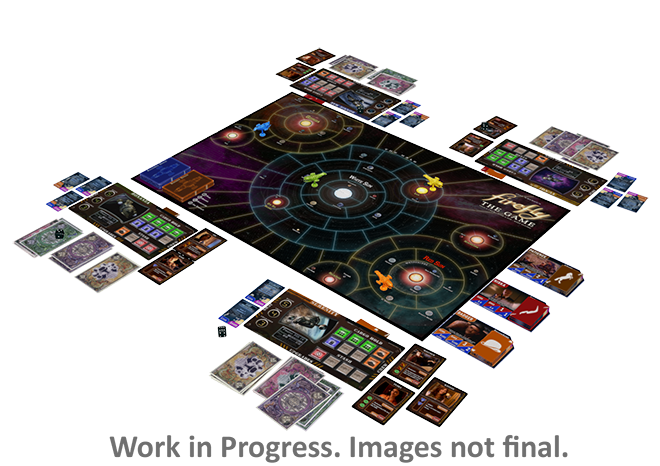GF9's Firefly: The Game (Concept Image)