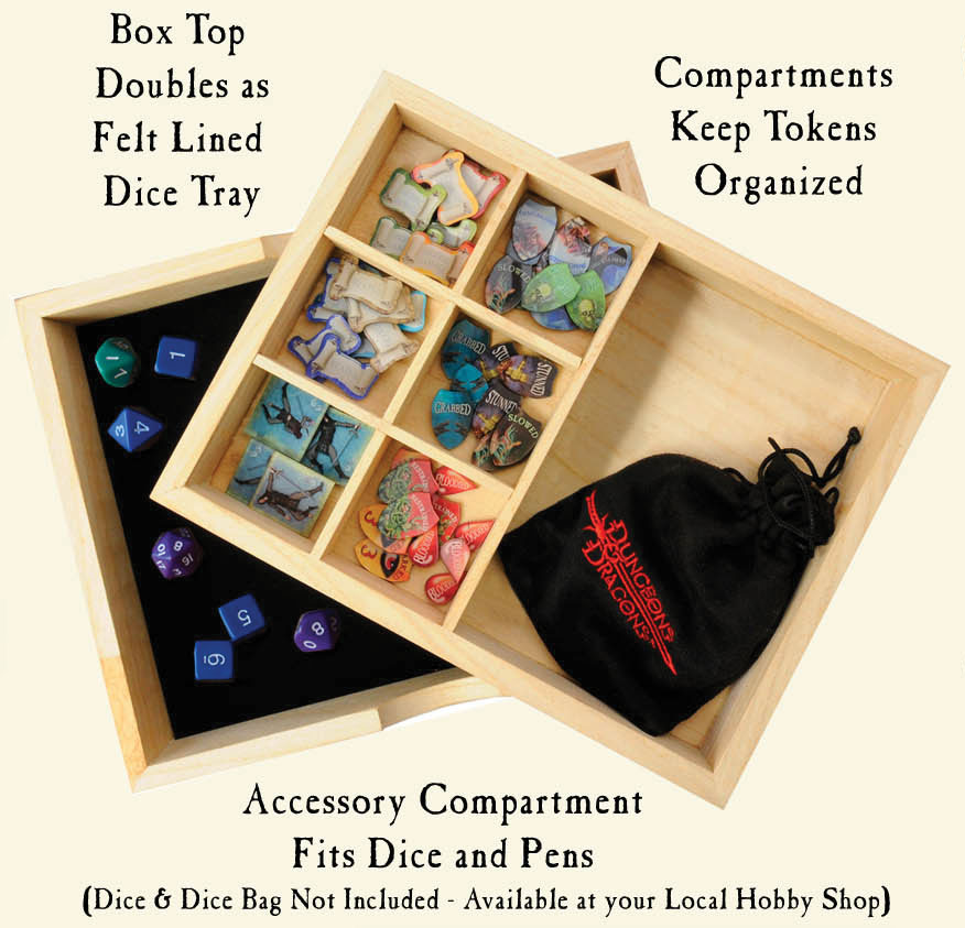 Dungeon Master's Token Set: Revised Edition (72700)