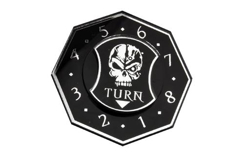 Sci-Fi Turn Counter (GFG020)