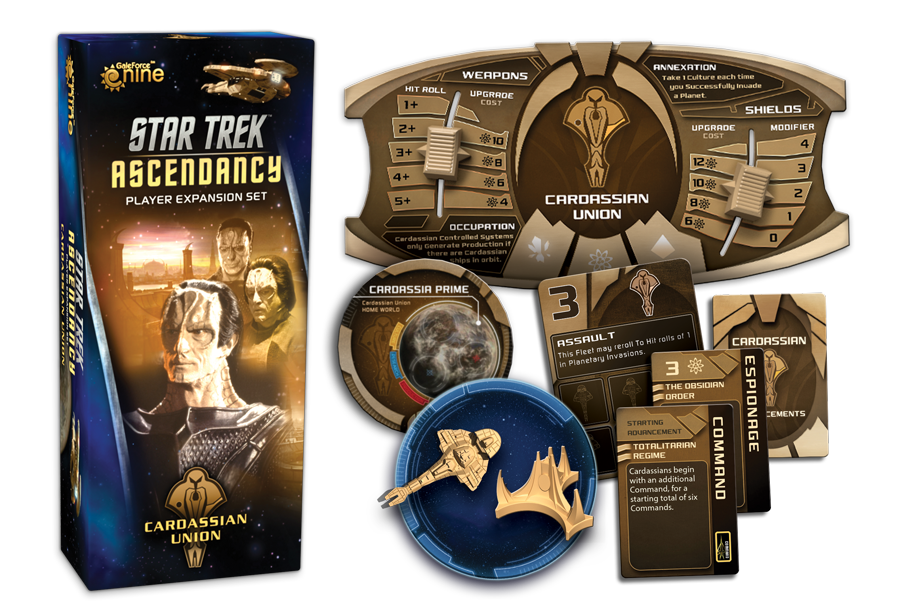 Cardassian Union Player Expansion