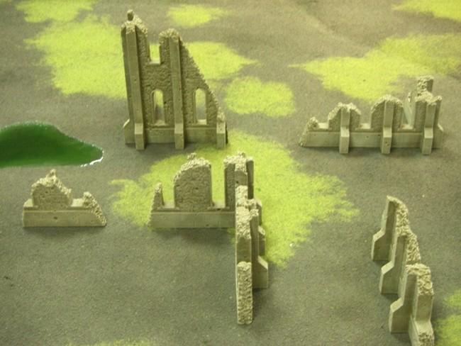 Sandstone Ruins