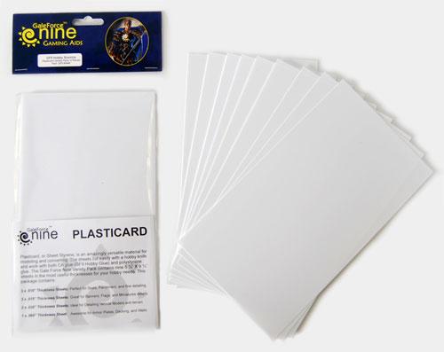 Plasticard Variety Pack (GFM440)