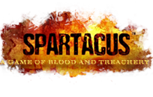 Spartacus: A Game of Blood and Treachery Webpage