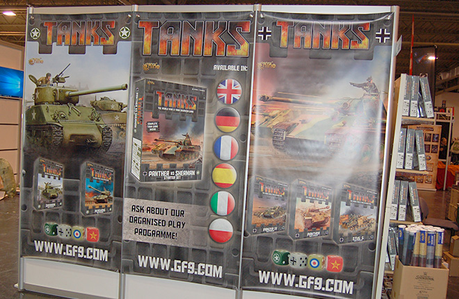 Gale Force Nine at Essen 2016