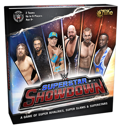 GF9's WWE Superstar Showdown