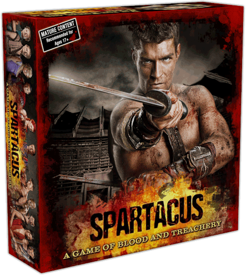 spartacus game
