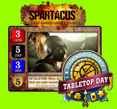 Zephyros TableTop Day Promo Image