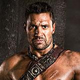 Manu Bennett (Crixus)