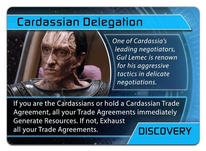 Cardassian Delegation