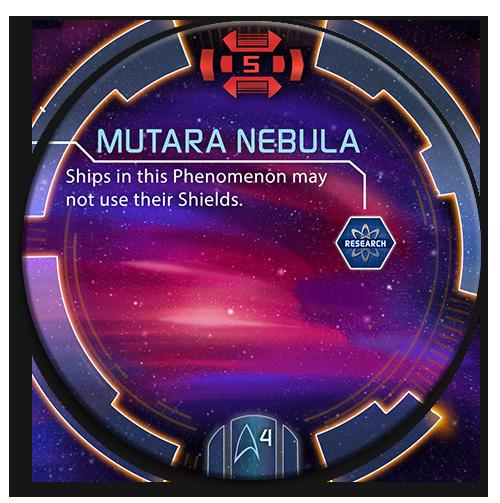 The Mutara Nebula