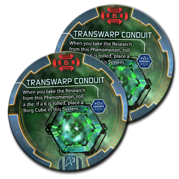 Transwarp Conduits