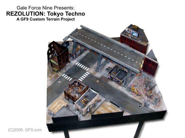 Rezolution: Tokyo Techno
