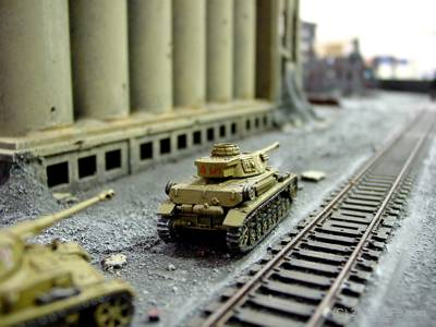 Stalingrad in 15mm