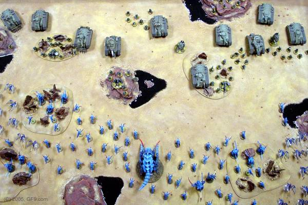 Mineral World: The Wastes