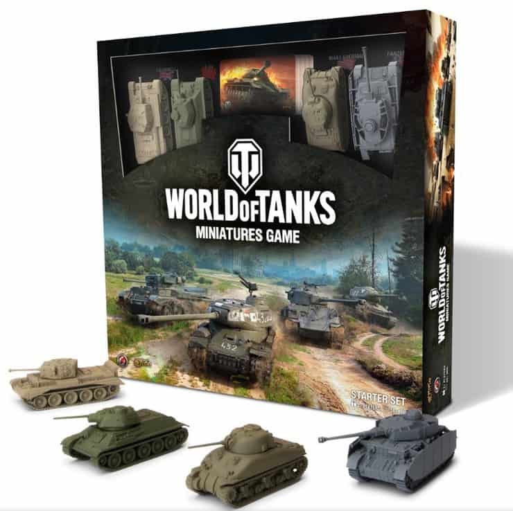 Pre-orders Open For World Of Tanks