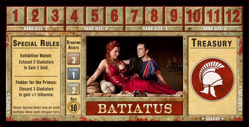 spartacus board game online