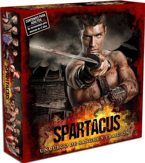 Spartacus: Un Juego De Sangre Y Traicion