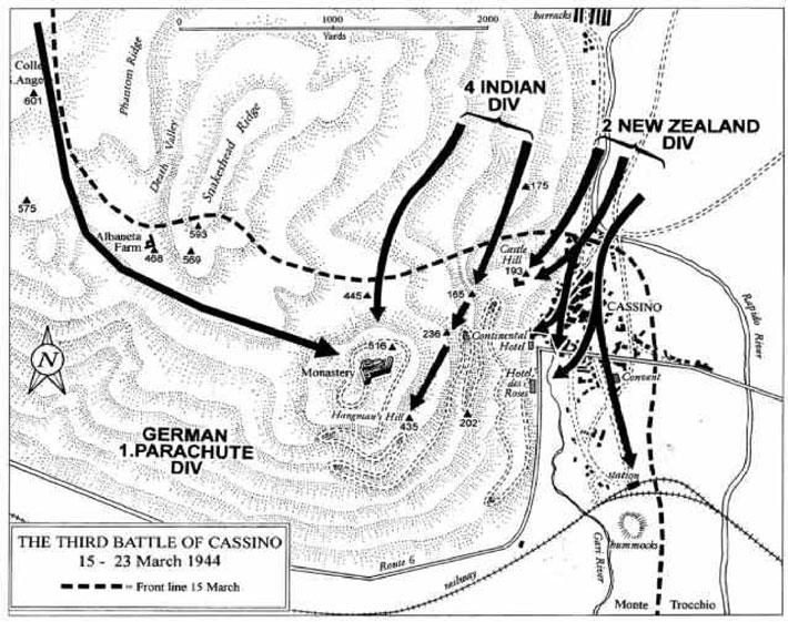 Introducción a Montecassino Cassino-3rdbattlemap