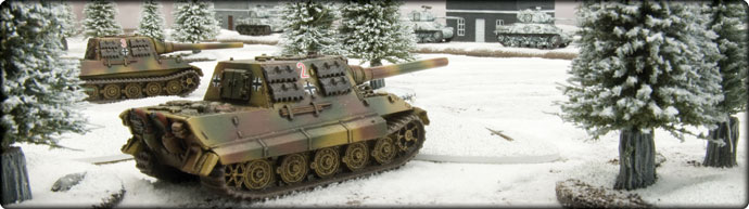 Big Boys Toys: Building The 653. Schwere Panzerjägerabteilung