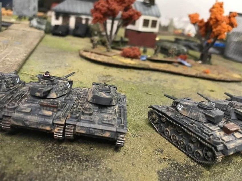 Firestorm Kursk: Phase III – Operation Rumyantsvev