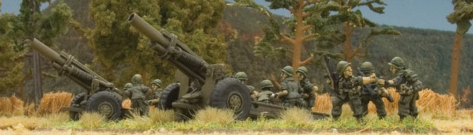 Big Bada Boom: Free World Artillery in Vietnam