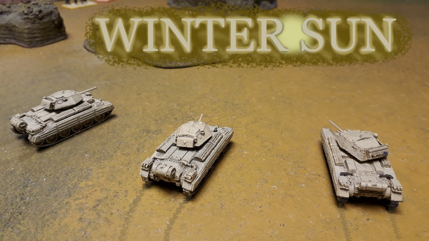 Winter Sun - Mid-War Tournament