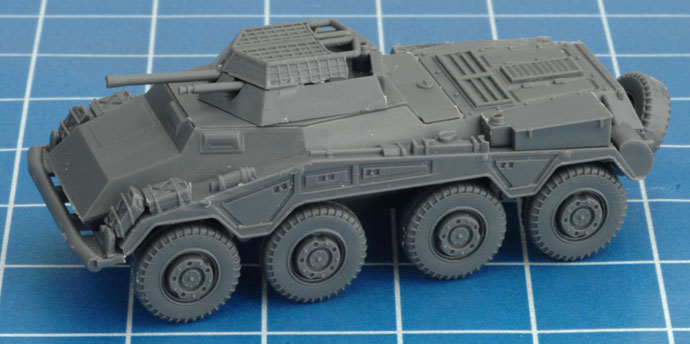 Assembling The Puma Scout Troop (GBX172)