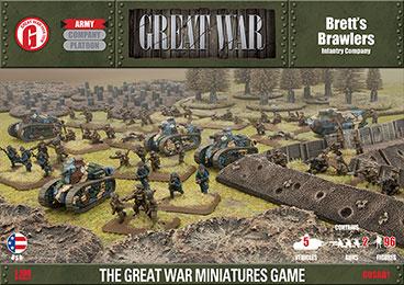 Great War US Army Deal: Brett's Brawlers