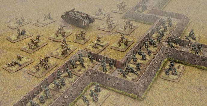 Flames Of War Games
