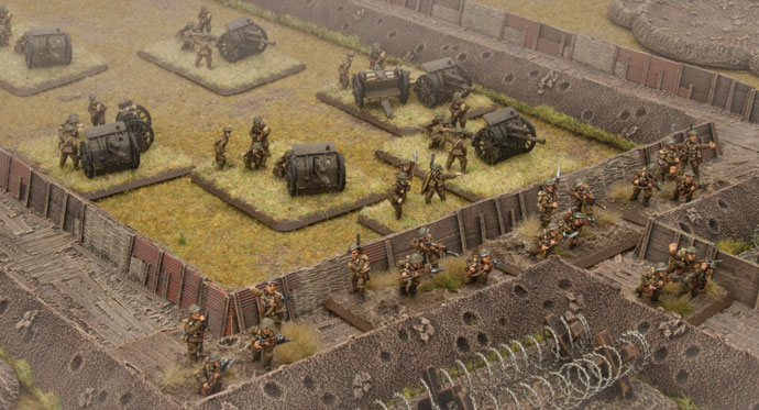 Wargaming Myths Of The Great War