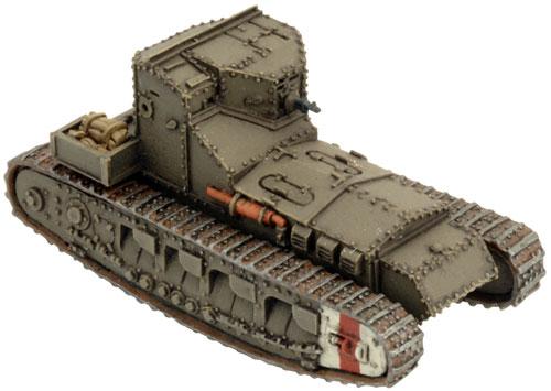 Mark A Whippet Tank (GBR080)