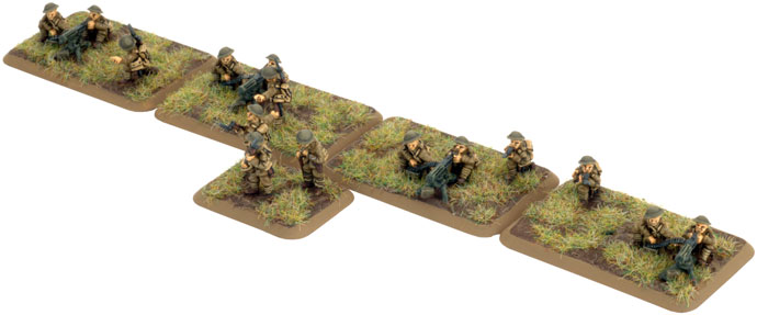 Machine-gun Platoon (GBR704)